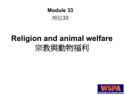 33_Animals and Religions 動物與宗教