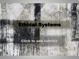 Ethical Systems - Cloudfront.net