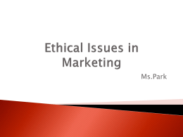 Ethics in Marketing_1