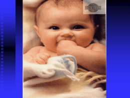 Pediatric and Neonatal Respiratory Care Embryologic Development