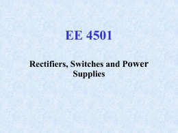 PowerSwitches Lecture