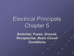 Electrical Principals Chapter 5