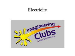 Electricity & Electromagnetism