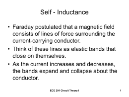 A Review of Self Inductance