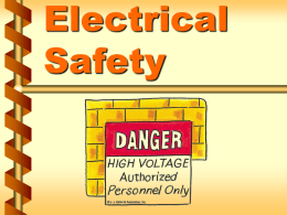 Electrical Safety - the Mining Quiz List