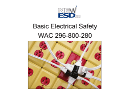 NEWESD Electrical