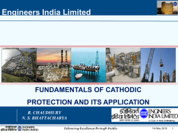 fundamentals of cathodic protection and its application