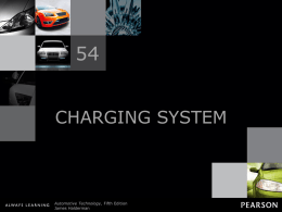 Charging Systems - James Halderman