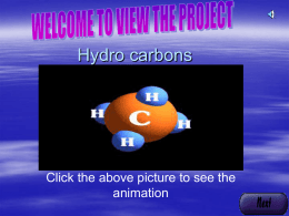 Hydro carbons