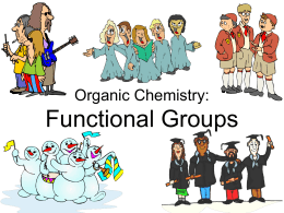 PowerPoint - Organic Chemistry