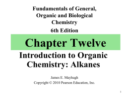 chapter 12_13_14_16_17 Organic Nomenclature