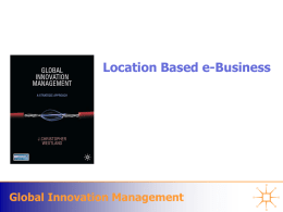 Global Innovation Management
