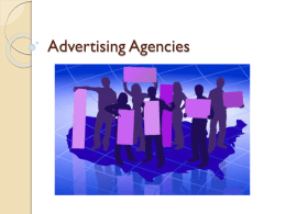 Advertising Agencies - Greer Middle College || Building the Future
