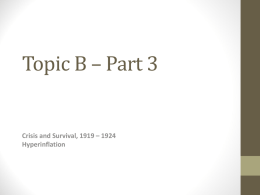 Topic B – Part 1