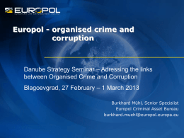 Europol for the EU