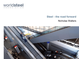 A Global Sectoral Steel Approach