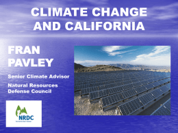 AB 32 - National Caucus of Environmental Legislators (NCEL)