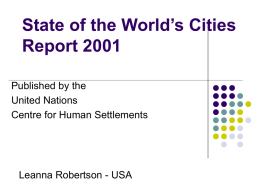 World Cities Report - Index of /geografi