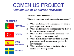 Point 2 - Comenius Project 2009-2011