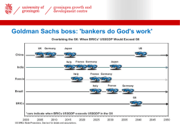 Goldman Sachs boss: `bankers do God`s work`