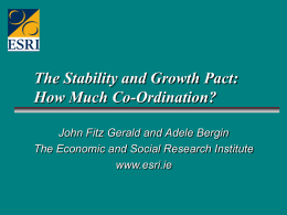Forecasting Greenhouse Gases: Ireland