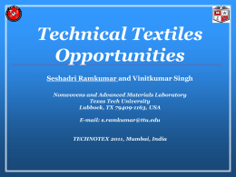 Opportunities Non-woven and Advanced Materials Laboratory