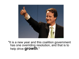 Growth - Jubilee Debt Campaign