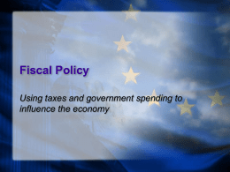 Fiscal Policy - Solon City Schools
