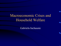 Financial Crises, Poverty, and Income Distribution