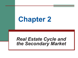 Chapter 2 Secondary Market