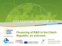 Financing_of_R_and_D_in_the_Czech_Republic_an_overview 7