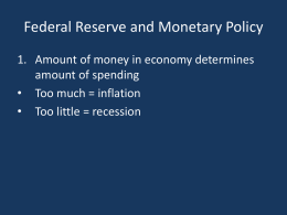 Fed Reserve Notes ppt