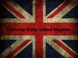Economy of the United Kingdom