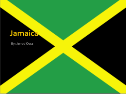Jamaica - ucfrench