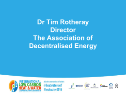 Dr Tim Rotheray