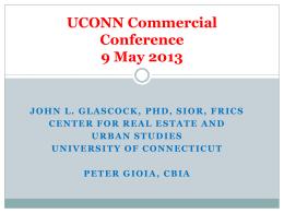UCONN Commercial Conferencex