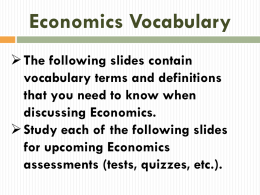 PowerPoint-Economics-Vocabulary-Presentation