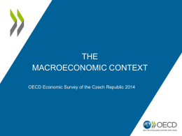 OECD ECONOMIC SURVEY BELGIUM 2013