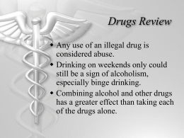 Drugs Review