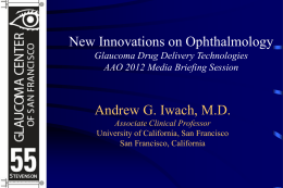 Andrew G. Iwach, MD