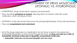 Pharmacokinetics and pharmacodynamics part 2