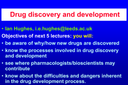 Drug development - British Pharmacological Society