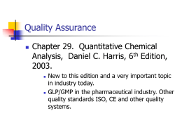 Quality Assurance - RIT - People