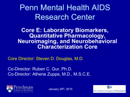 Penn Mental Health AIDS Research Center