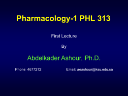 1st Lecture 1433