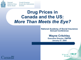than Meets the Eye? - National Academy of Social Insurance