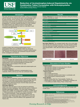USF Research Day Poster (Jeff Burgess)