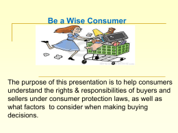 Be a Wise Consumer_2
