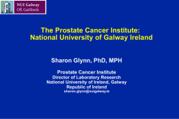 Prostate Cancer Institute