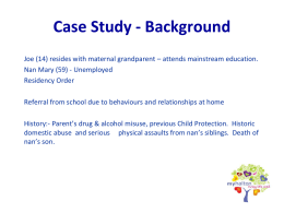Case-Study-1 - Halton Children`s Trust